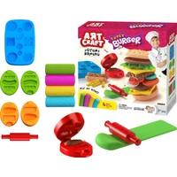 Art Craft Hamburger Hamur Set 200 gr