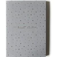 Pulp Bullet Journal Grey Noktalı Defter (A5)