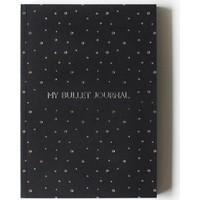 Pulp Bullet Journal Black Noktalı Defter (A5)
