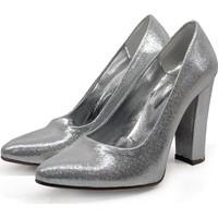 BB Shoes Stiletto Classic Abiye Lame Rengi