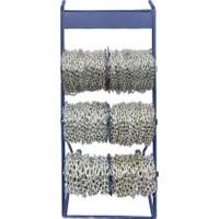 Kos Halat Zincir Makaralı Zincir - 25 kg - 1 Top - 8 mm 20 M