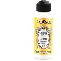 Cadence Akrilik Vernik Yarı Mat 120 ml