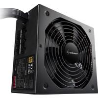 Sharkoon Wpm Gold Zero 650W 80+ 14 cm Fan