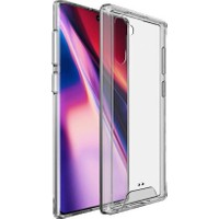 CoverZone Samsung Galaxy A10S Kılıf Gard Silikon Darbe Emici Koruma Şeffaf