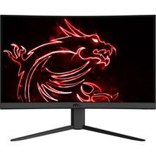 "MSI Optix G24C4 23.6"" 144Hz 1ms (HDMI+Display) FreeSync Full HD Curved Oyuncu Monitör"