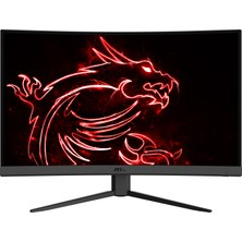 "MSI Optix G27C4 27"" 165Hz 1ms (HDMI+Display) FreeSync Full HD Curved Oyuncu Monitör"
