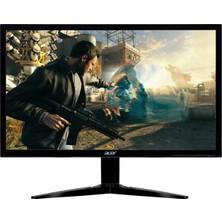 "Acer KG241QBMIIX 23.6"" 75 HZ 1 MS (VGA+HDMI) Freesync Full HD Led Monitör"