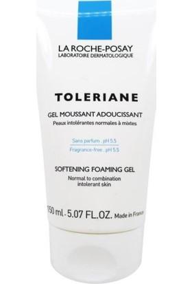 La Roche-Posay Toleriane Gel Mousse - Hassas Ciltler için Temizleme Jeli 150 Ml