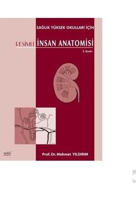 Resimli İnsan Anatomisi (Sağlık Yüksek Okulları İçin) - Mehmet Yıldırım