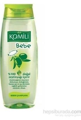 Komili Bebek Bakım Seti(Pişik Kremi+Bebek Yağı+Şampuanı+Islak M.)