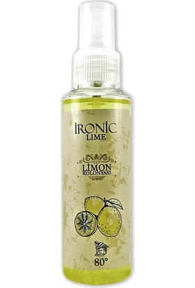 Ironic Limon Kolonyası 100 ml