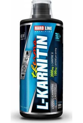 Hardline Thermo L-Karnitine Sıvı 1000 ml 2000 Mg L-Carnitin