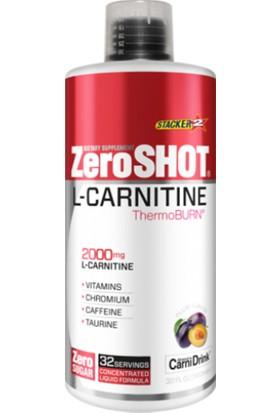 Zero Shot L Carnitin Thermo Burn 960 ml 2000 Mg Thermo Karnitine