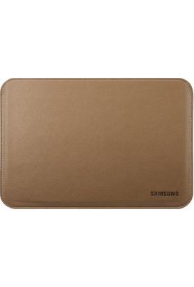 "Samsung Galaxy Tab EFC-1B1LCECSTD 10.1"" Kahverengi Deri Kılıf"