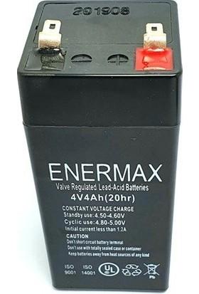ENERMAX Akü 4V 4AH