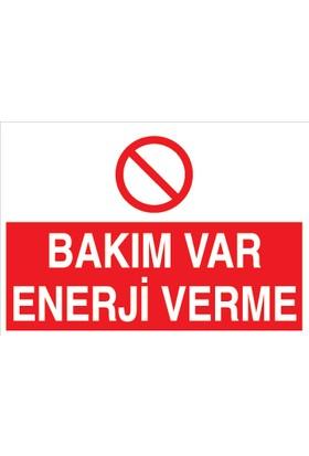 Canis Etiket Bakım Var Enerji Verme Alüminyum