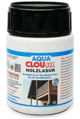 Clou L12 Su Bazlı Renkli Ahşap Koruyucu 100 ml - No:0 Şeffaf