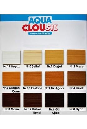 Clou L12 Su Bazlı Renkli Ahşap Koruyucu 100 ml - No:01 Doğal Renk