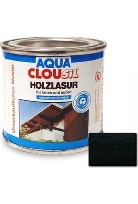 Clou L12 Su Bazlı Renkli Ahşap Koruyucu 100 ml - No:08 Siyah