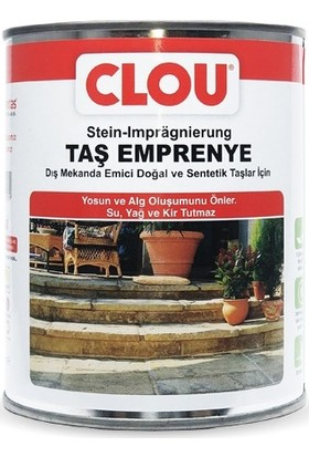 Clou Doğal Taş Koruyucu Emprenye 750 ml