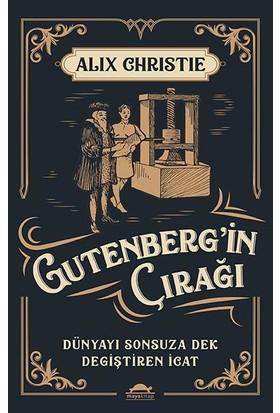 Gutenberg'İn Çırağı - Alix Christie