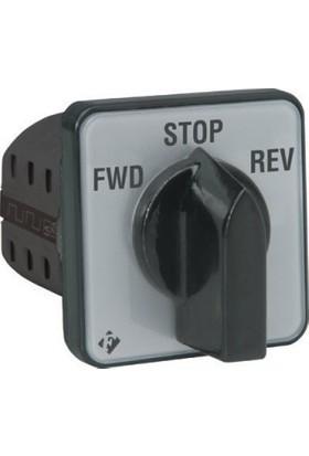 Federal Elektrik FCS1 Enversör Şalter FCS1 Enversör Şalter 3 Fazlı 10A