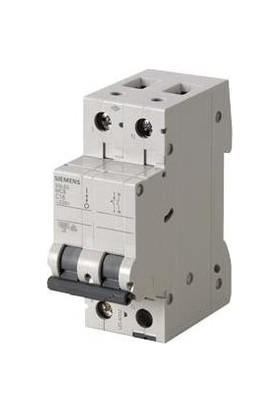 Siemens Bir Faz Ve Nötr Kesmeli 6 Amper B Tipi 6KaOtomatik Sigorta