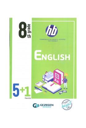 Gezegen Hb 8. Sınıf İngilizce 5 + 1