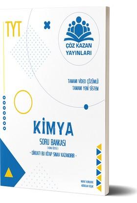 Çöz Kazan Yayınları TYT Kimya Yeni Nesil Soru Bankası