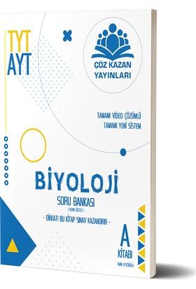 Çöz Kazan Yayınları TYT / AYT Biyoloji Soru Bankası