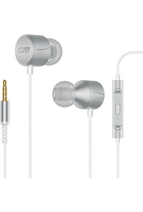 General Mobile Mikrofonlu Kulaklık - Gümüş