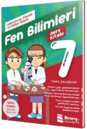Branş Akademi Yayınları 7. Sınıf Fen Bilimleri Deney Ders Kitabı