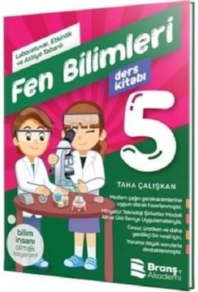 Branş Akademi Yayınları 5. Sınıf Fen Bilimleri Deney Ders Kitabı