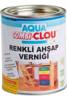 Clou Combi L17 Su Bazlı Renkli Ahşap Verniği 750 ml No:13 Pelesenk