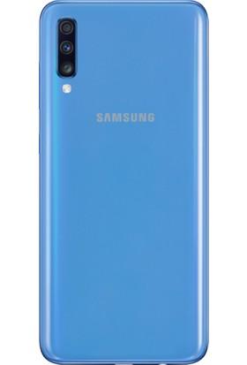 Ktech Samsung Galaxy A70 Arka Kapak Nano Cam Ekran Koruyucu