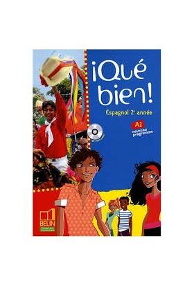 Que Bien! 2e Annee 2008 Livre Eleve