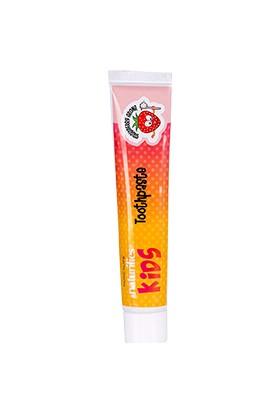 Huncalife Naturilies Çilek Aromalı Çocuk Diş Macunu 50 ml