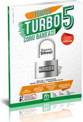Model Yayınları 5. Sınıf Türkçe Turbo Soru Bankası