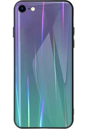 Efsunkar Apple iPhone 6S Kılıf Disco Frizz Kılıf Yeşil