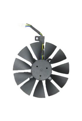Asus STRIX-R9390X DC3OC 8GD5 Gaming Soğutucu Fan