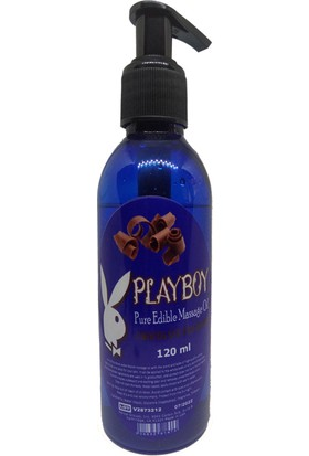 Playboy Pure Edible Massage Oil 120 ml Aromalı Masaj Yağı