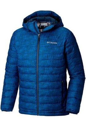 Columbia Powder Lite Hooded Erkek Mont 1693931-437