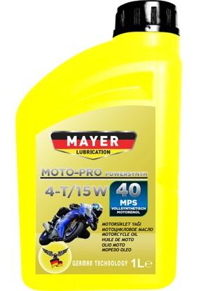 Mayer Moto-Pro 15W40 1 Lt