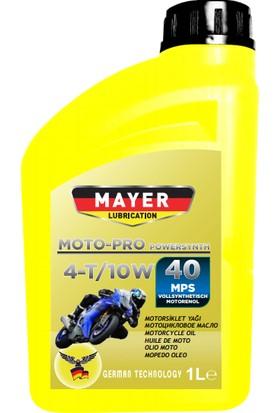 Mayer Moto-Pro 10W40 4t