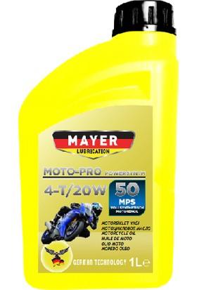 Mayer Moto-Pro 20W50 4t 1lt