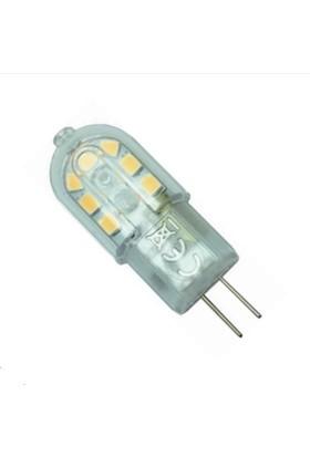 Osaka Light LED 138 220V 3W G4 Pc Şeffaf LED Kapsül Beyaz