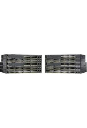 Cisco Catalyst 2960-X 48 GigE 2 x 10G SFP+ LAN Base