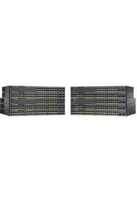 Cisco Catalyst 2960-X 24 GigE 2 x 10G SFP+ LAN Base