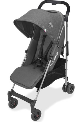 Maclaren Quest Arc Bebek Arabası Charcoal Denim