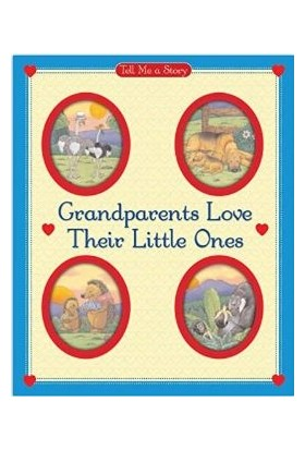 Grandparents Love Theır Lıttle One